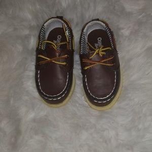 Oshkosh B'gosh toddler boat shoes